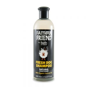 Faith in Nature šampon za pse s uljem kokosa 400ml