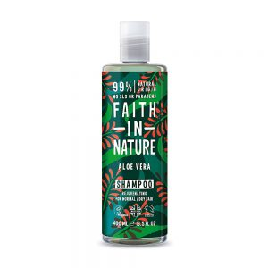 Faith in Nature šampon za kosu aloevera 400ml