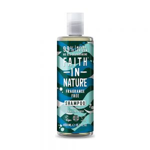 Faith in Nature hipoalergeni šampon za kosu bez mirisa 400ml