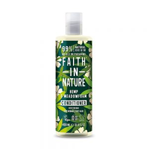 Faith in Nature balzam za kosu konoplja 400ml