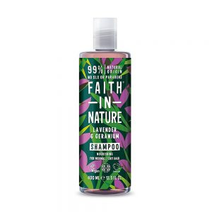 Faith in Nature šampon za suhu kosu lavanda 400ml
