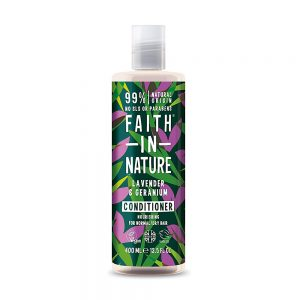 Faith in Nature balzam za suhu kosu lavanda 400ml