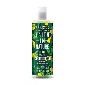 Faith in Nature balzam za kosu čajevac i limun 400ml