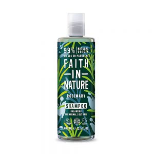Faith in Nature šampon za kosu ružmarin 400ml