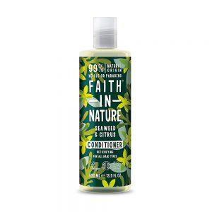 Faith in Nature balzam za kosu morska trava i Citrus 400ml