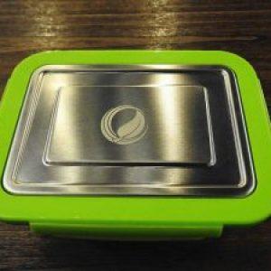 Posuda za hranu iz nehrđajućeg čelika ECOTANKA LUNCHBOX