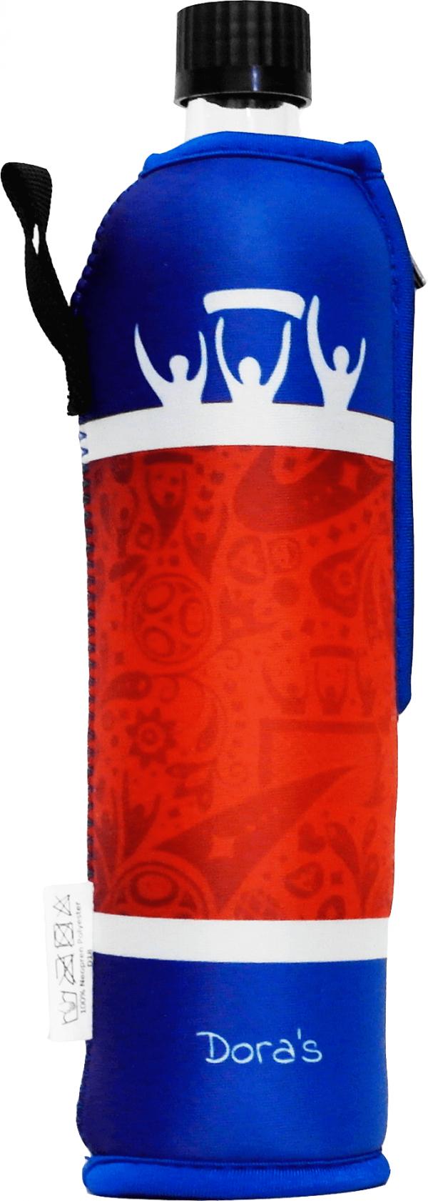 Dora's staklena boca 500ml - nogometna-2