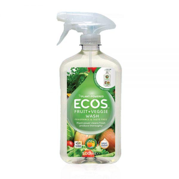 COS prirodni deterdžent za pranje voća i povrća – bez mirisa i okusa - 500ml