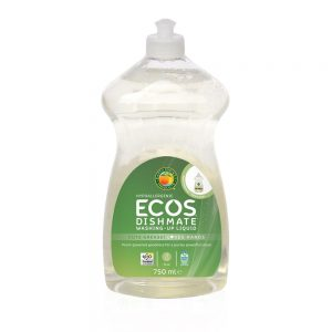 ECOS prirodni koncentrirani deterdžent za pranje posuđa – miris kruška – 750ml
