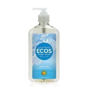 ECOS prirodni tekući sapun za ruke – bez mirisa – 500ml