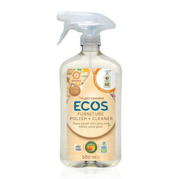 ECOS prirodno sredstvo za čišćenje drvenog namještaja - 500ml