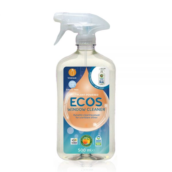 ECOS prirodno sredstvo za čišćenje prozora i staklenih površina - 500ml
