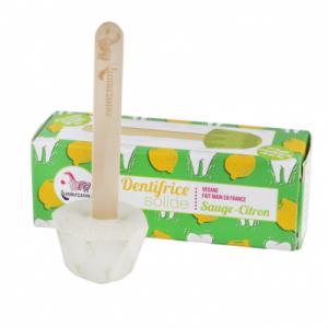 Lamazuna Čvrsta pasta za zube s kaduljom i limunom – 20g