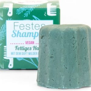 Lamazuna Čvrsti šampon – divlje bilje – 55g
