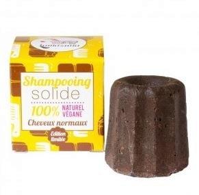 Lamazuna Čvrsti šampon s čokoladom – 55g