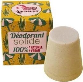 Lamazuna Kruti dezodorans – nježan za kožu i učinkovita zaštita s palmarosa uljem