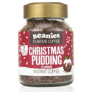 Beanies instant kava S KOFEINOM  – CHRISTMAS PUDDING