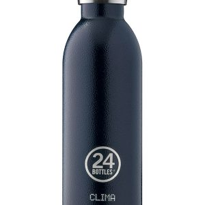 Clima Bottle – 24Bottles Rustic Deep-Blue 850 ml