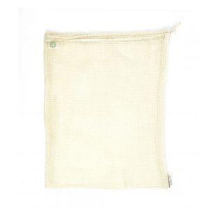 Mix vrećica od organskog pamuka 2 x mrežasta i 1 x obična
