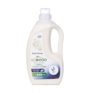 ECOEGG omekšivač za rublje za lakše glačanje miris British Blossom, 240 pranja