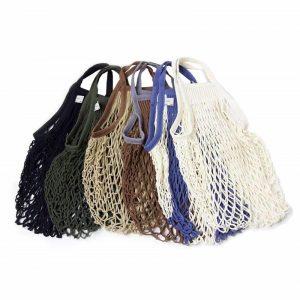 Mrežasta torba s francuskih tržnica