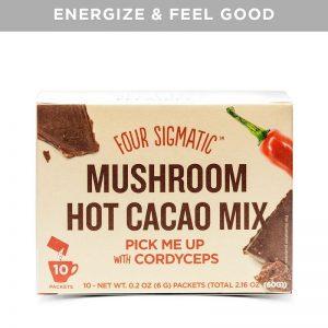 Vrući kakao s gljivom Cordyceps
