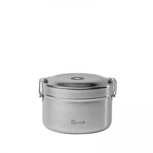 Qwetch izolirana posuda od nehrđajućeg čelika Bento – 850 ml
