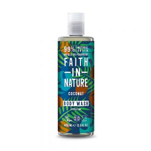 Faith in Nature pjenasta kupka kokos 400ml