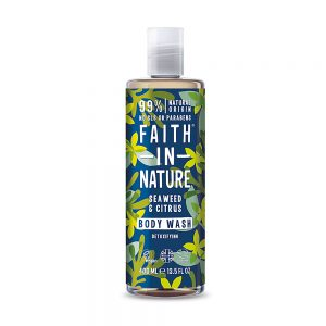 Faith in Nature pjenasta kupka morska trava 400ml