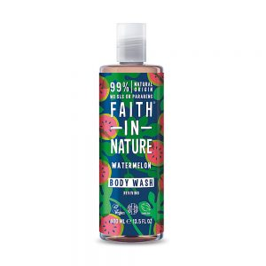 Faith in Nature prirodna pjenasta kupka lubenica 400ml