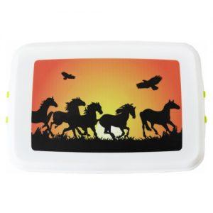 Set Doras Konji – Kutija za užinu i Boca za vodu