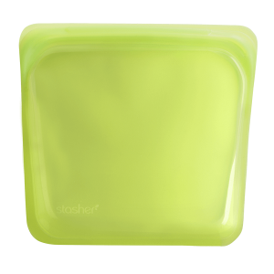 Silikonska vrećica za sendvič – limeta