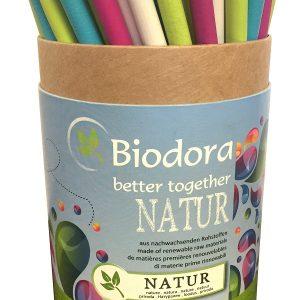 Biodora slamke od bioplastike – pojedinačno
