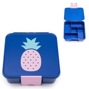 Little Lunch Box Bento 5 – Ananas – kutija za užinu za djecu