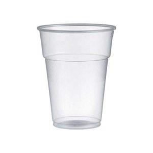 Čaša PLA 625 ml, transparentna, 30 kom