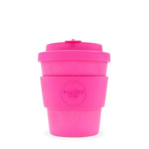 ECOFFEE šalica za kavu/čaj od bambusa 250ml – Pink'd