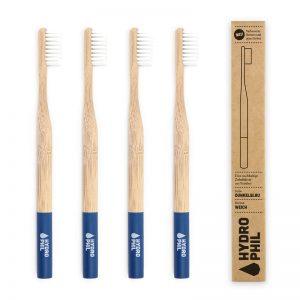 Četkica za zube od bambusa za odrasle – extra soft