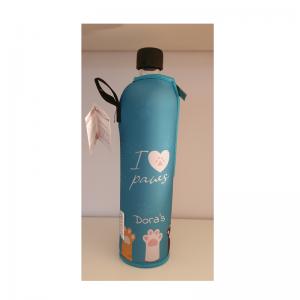 Dora's staklena boca u neoprenskoj košuljici 500ml – ŠAPE