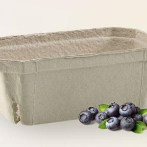 Papirnata posudica za voće i povrće 500g, 500kom