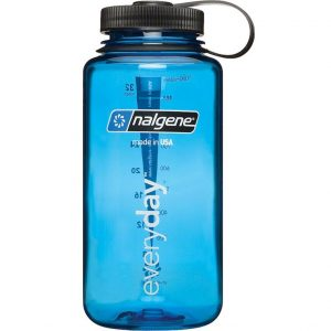 Nalgene Wide Mouth Bottle blue 1,0l