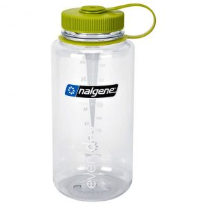 Nalgene Wide Mouth Bottle clear 1,0l