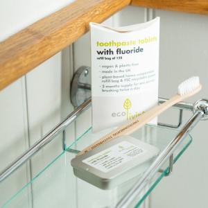 Tablete za pranje zubi s flouridom