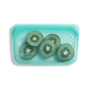 Silikonska vrećica za snack – aqua