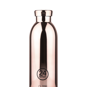 Clima bottle – 24Bottles ROSE GOLD 500 ml i 330ml