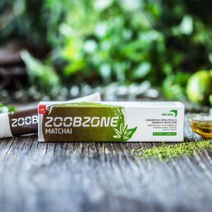 Zoobzone Pasta za zube MATCHAI 75ml