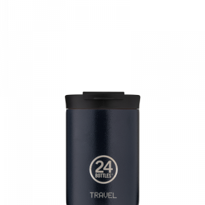 Termo Šalica Travel Tumbler 24Bottles Deep Blue 350ml i 600ml