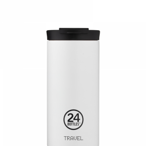 Termo Šalica Travel Tumbler 24Bottles Ice White 600ml
