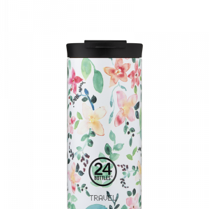 Termo Šalica Travel Tumbler 24Bottles Little Buds 350ml i 600ml