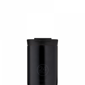 Termo Šalica Travel Tumbler 24Bottles Tuxedo Black 350ml i 600ml