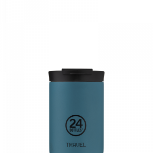 Termo Šalica Travel Tumbler 24Bottles – Atlantic Bay 350ml